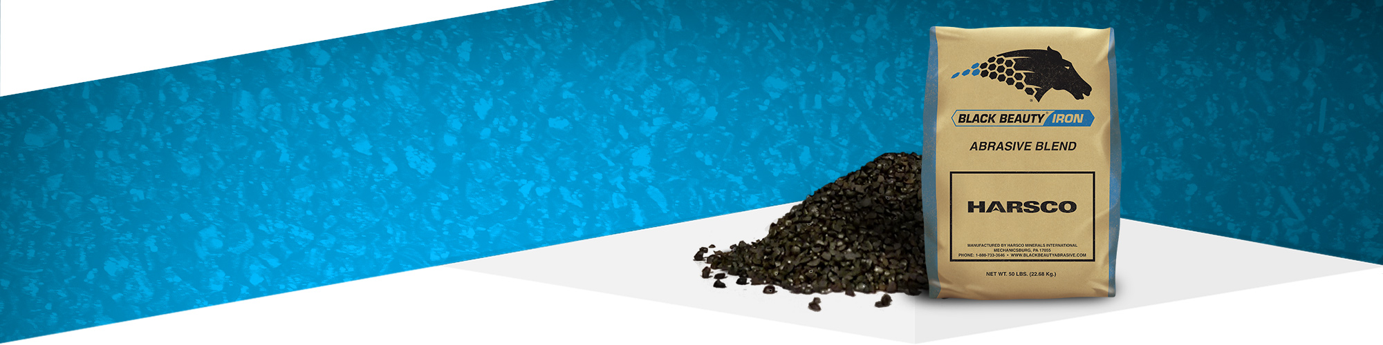 BLACK BEAUTY®IRON Abrasives